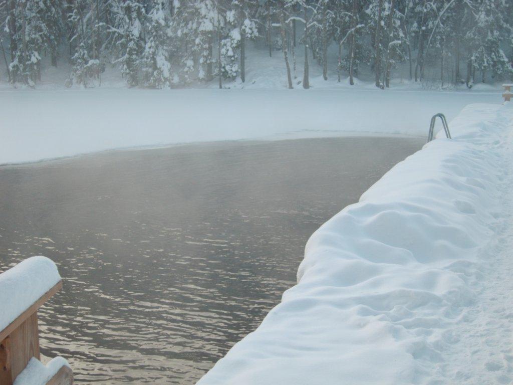 Tampere Uimavesien Lämpötilat