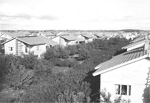 KOSKESTA VOIMAA  KAUPUNKI 1940 60  ASEVELIKYLÄ
