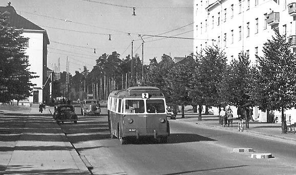 Tampereen Kaupungin Joukkoliikenne