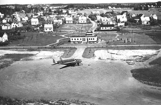 Härmälän Lentokenttä